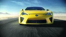 Vídeo: Lexus LFA 2013
