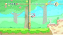 VideoPlay de Kirby Epic Yarn en HobbyNews.es