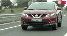 Sistemas tecnológicos del Nissan Qashqai 2014