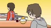 ぐでたまショートアニメ 第406話「ショック」(11-12放送)