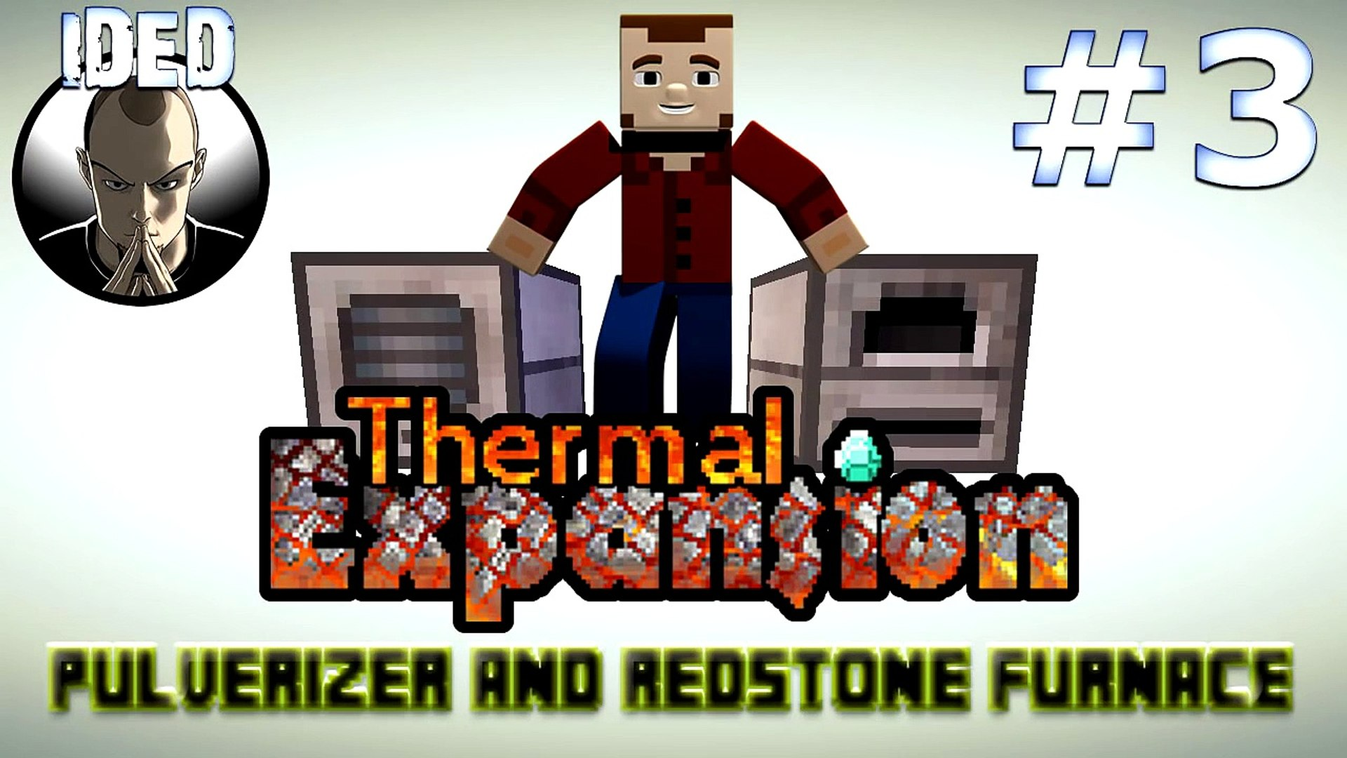 Thermal Expansion Tutorial - Pulverizer, Redstone Furnace with setup guide  - Minecraft Mod