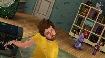 Parodia de 'Resacón 2' en Los Sims 3 - HobbyNews.es