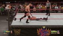 Stone Cold Steve Austin vs Shawn Michaels CNZ 2K16: 2K Showcase Austin 3:16 Part 6