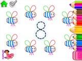 мультики для детей 3 лет - учимся считать до 10 развивающий мультик.развивающие мультики от 3 лет