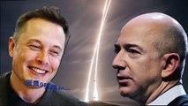 SpaceX landing: Elon Musk shows Jeff Bezos that his is bigger with Falcon 9 landing
