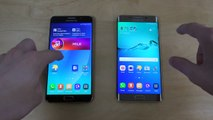 Samsung Galaxy Note 5 vs. Samsung Galaxy S6 Edge+ - Which Is Faster?