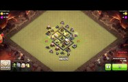 Clash Of Clans warr atact th 5