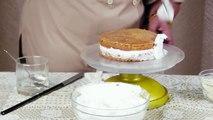 EGGLESS WHITE FOREST CAKE(Fresh Cream Cake)
