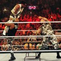Dudley BoyZ theme song were coming down (Slowed down)