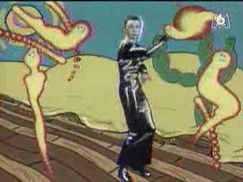 Brigitte Fontaine - 1992 - Le Nougat (Olivia Tele Clavel)