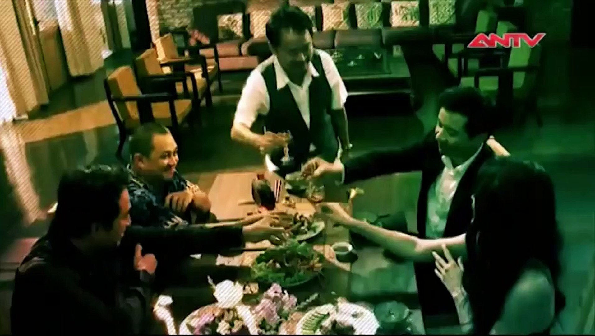 CON GÁI ÔNG TRÙM TẬP 5 - Phim BOM TẤN độc quyền trên ANTV