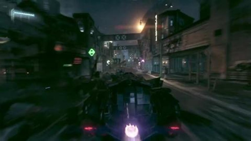 Tráiler del E3 2014 de Batman Arkham Knight en HobbyConsolas.com