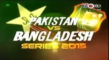 Bangladesh vs Pakistan 3rd ODI Cricket Analysis of Highlights, Game On Hai 22 April 2015