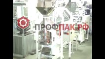 Упаковочная машина для фасовки и упаковки корма для животных, наполнителя  сер. 57 (исп 2.2)
