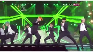BTS Dope SPECIAL STAGE Seoul Music Awards 2016