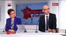 Invitée : Laurence Rossignol - Territoires d'infos - Le Best of (18/01/2016)