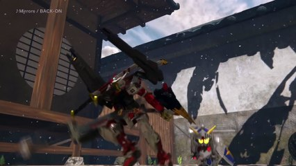 TV Spot  de Gundam Breaker 3
