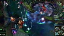 "League of Legends: Newcomer ""Noxiak"" im Team ""Fnatic"" | DW Sport"