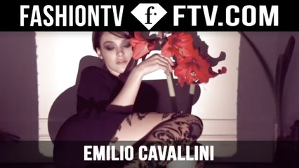 Boudoir Beauty with Emilio Cavallini FW15 | FTV.com
