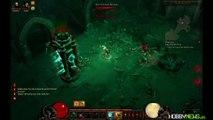 Diablo III Beta (Monje) Videoplay en HobbyNews.es