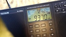 Scanning The short wave Radio, SW Band In Clacton Essex Jan 2016 Sky Wave Update Scan In Europe