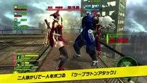 Anarchy Reigns Team Deathmatch Trailer (HD) en HobbyNews.es