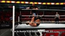 Tráiler de WWE '13 Austin 316 Edición Coleccionista en HobbyNews.es