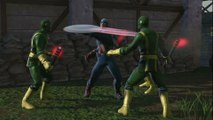 Marvel Heroes tráiler Team Up (HD) en HobbyNews