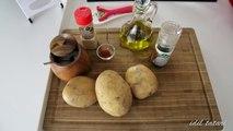 Fırında Patates Tarifi - İdil Tatari - Yemek Tarifleri