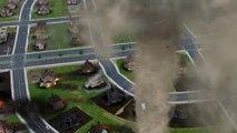 Tráiler de los desastres de SimCity en HobbyConsolas.com