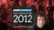 Lo mejor de 2012 (HD) Borja Abadie en HobbyConsolas.com