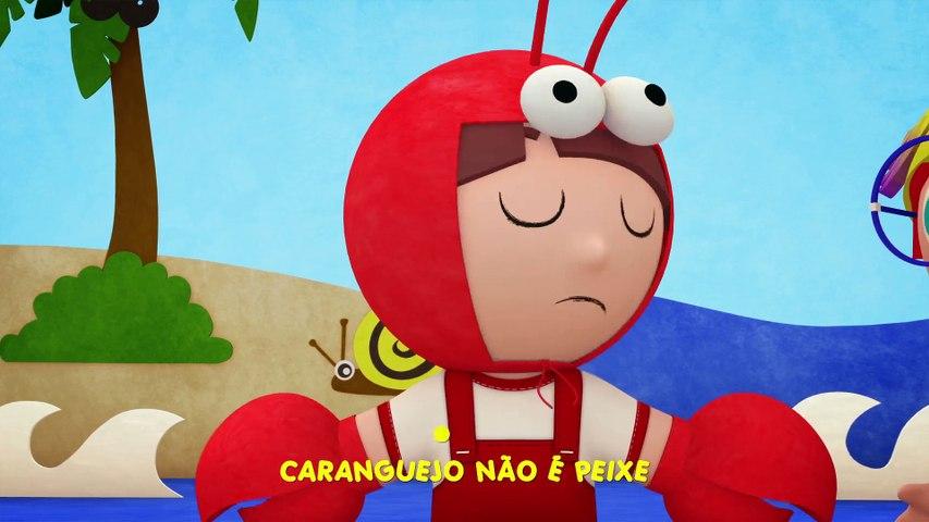 Caranguejo Peixe É / Pirulito Que Bate-Bate