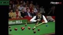 Ronnie O'Sullivan at 14 Years Old First TV Match - Ronnie Rocket childhood snooker Match.