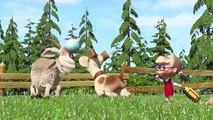 Masha and the Bear Episode 036 - Watch Masha and the Bear Episode 036 online in high quality_2