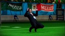 Copa Mundial de la FIFA 2014 - Recreando el Mundial [HD]