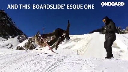 Best Knuckle Tricks 2015 - Onboard Snowboarding Mag