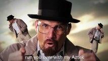 Rick Grimes vs. Walter White: ¡La batalla (de rap) definitiva!