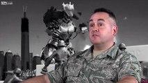 El ejército de los EE.UU. asegura que podría acabar con Godzilla