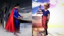 Goku vs. Superman: ¡La batalla (de rap) definitiva!