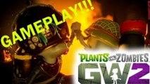 ATTACK OF PLANTS!!! - Plants vs Zombies GW2