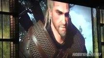 E3 2014: The Witcher III (HD) Entrevista en HobbyConsolas.com