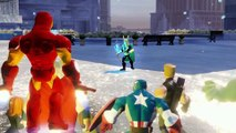 Disney Infinity Marvel Super Heroes (20 Edition) Collector's Edition ~ PS4  PS3