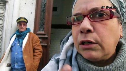 Souad Kacher, représentante des souscripteurs AADL 2001-2002 à Alger