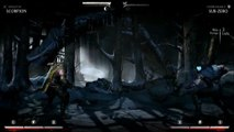 Mortal Kombat 10 Gameplay (PS4Xbox One)   Mortal Kombat X   ScorpionSub ZeroRaidenKano