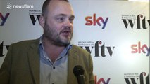 Al Murray interview at Women in Film and TV Awards