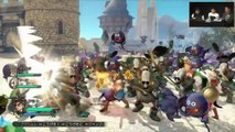 Dragon Quest Heroes - TGS´14 Gameplay
