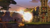 CastleStorm- Definitive Edition - PS4 launch trailer