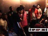 """HHV Exclusive: MC Jin talks """"XIV:LIV"""" to media at listening party"""