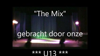 The Mix door onze U13