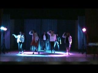 """""""Evolution of the Dance"""" door de kookouders"""